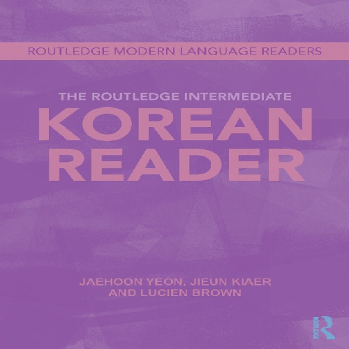 کتاب The Routledge Intermediate Korean Reader سال انتشار (2014)
